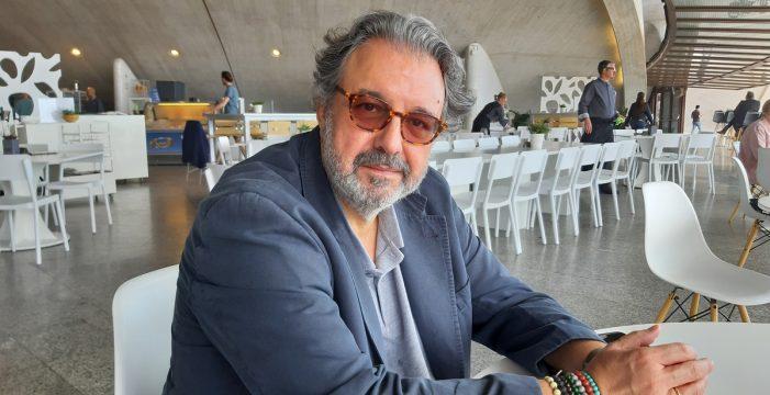 """Juanjo López: """"Cuando veo un potaje de berros me estremezco"""""""