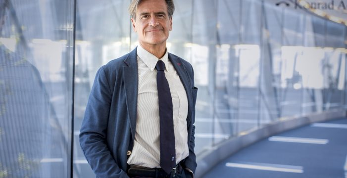 """López Aguilar: """"La urna al Parlamento Europeo es la más determinante de las cinco que habrá en Canarias"""""""