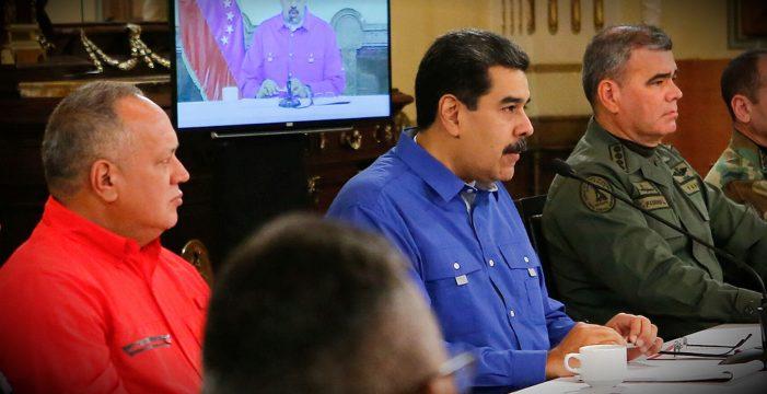 Trump, Putin y Guaidó lo tenían todo acordado con Maduro para su exilio, pero Cabello se negó a caer