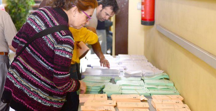 En Canarias habrá 5 urnas para renovar 97 instituciones en 4 niveles