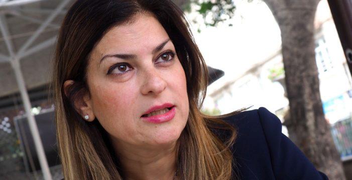 """Matilde Zambudio: """"Inspeccionaremos con lupa el servicio de limpieza de la capital"""""""
