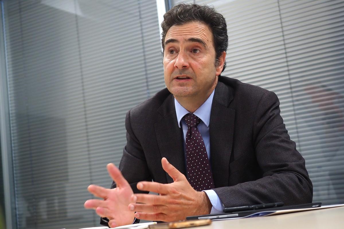 Pablo Casado. Sergio Méndez