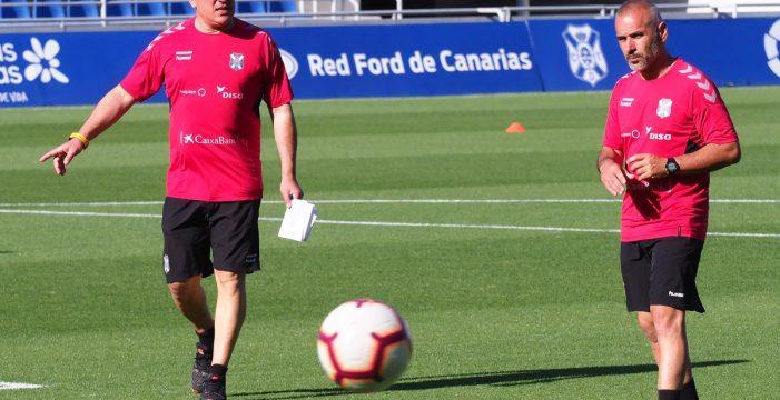 """Luis César Sampedro: """"Tenemos que ser dueños del partido, con y si balón"""""""