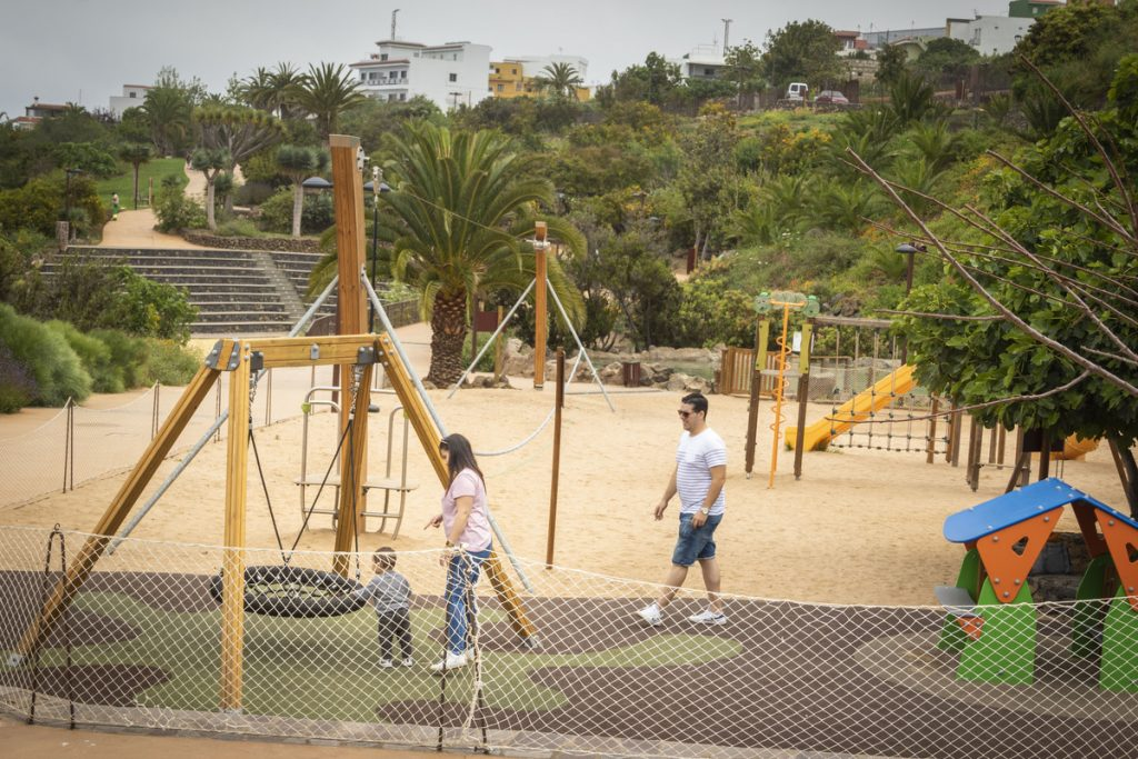 Parque El Montillo La Matanza de Acentejo