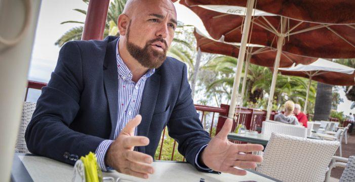 """Marco González: """"El partido que representa la alternativa de gobierno es el PSOE"""""""