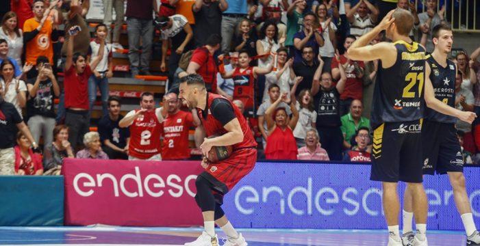 El Canarias se queda sin los 'play-offs' tras caer en Fuenlabrada (88-84)