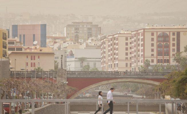Calor, calima y cielos despejados para este miércoles en Canarias