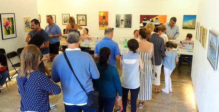 La participación en Canarias a las 17 horas baja en dos puntos en las elecciones locales