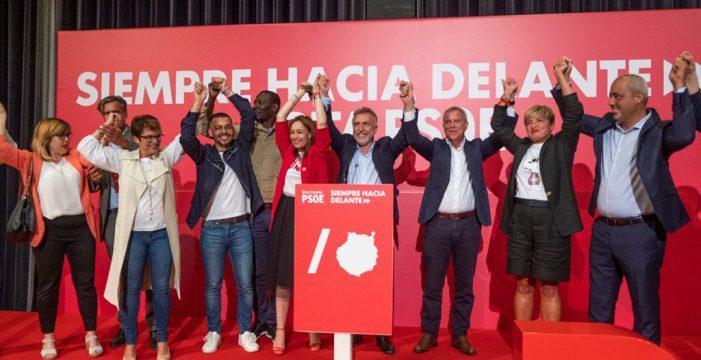 El PSOE gana las elecciones y Cs y ASG tendrán la llave para una opción progresista de gobierno en Canarias