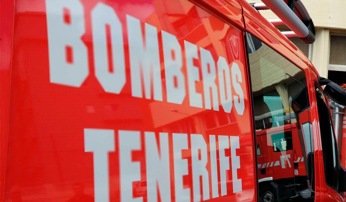Imagen de archivo de Bomberos de Tenerife