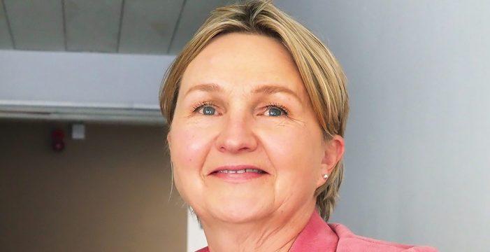 """Brigitte Gypen: """"Nos hace falta ayuda para apoyar con nuevos proyectos a las pacientes con cáncer de mama"""""""