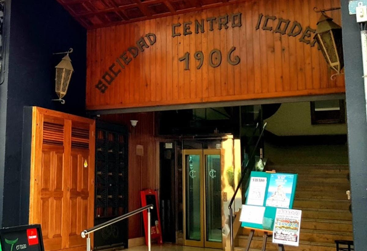 Sociedad Centro Icodense. Google