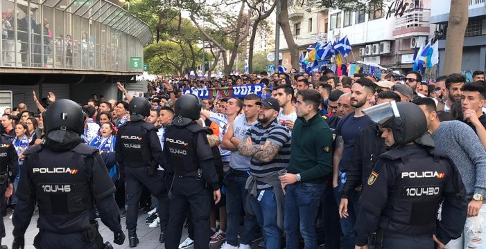 Varias peñas convocan una protesta contra Concepción