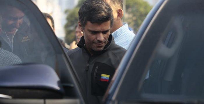 España no entregará a Leopoldo López y confía en la inviolabilidad de la residencia del embajador
