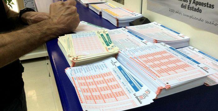 La Bonoloto deja más de 900.000 euros en Canarias