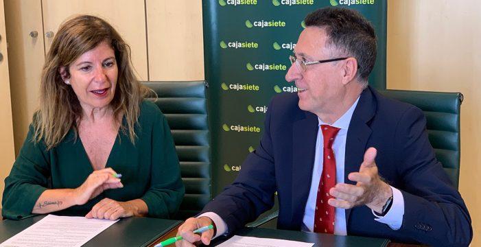 Renovado el convenio entre la Fundación Cajasiete-Pedro Modesto Campos y la Asociación de Cooperación Juvenil San Miguel