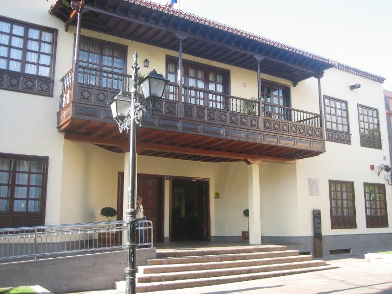 Ayuntamiento de Arona. DA