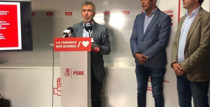 Continúa la 'Operación desalojo': PSOE, NC y Podemos ponen fin a 20 años de CC en Fuerteventura