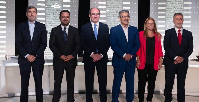 """Ángel Víctor Torres: """"No está en mi cabeza pactar con la CC del 40,2% de pobreza"""""""
