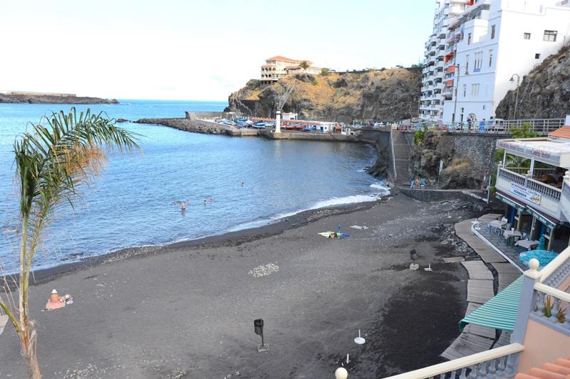 El proyecto de recuperación de la playa de San Marcos no fue explicado a la ciudadanía icodense en tiempo y forma, según el alcalde. Sergio Méndez