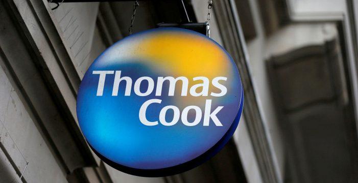 Thomas Cook multiplica sus pérdidas por seis en el primer semestre del año