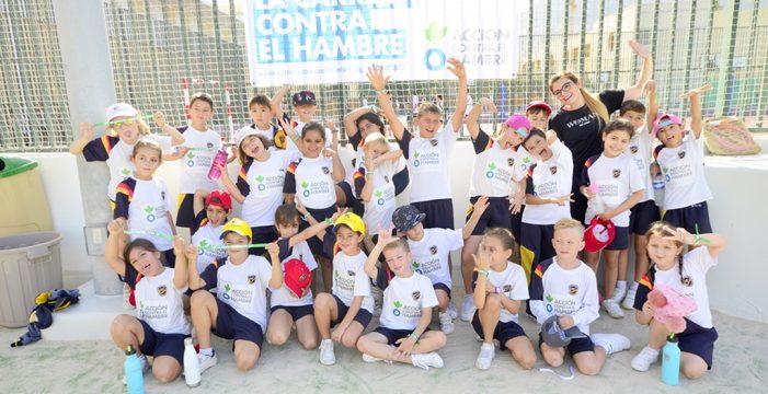 El Colegio Internacional Costa Adeje celebra con éxito la Carrera Contra el Hambre