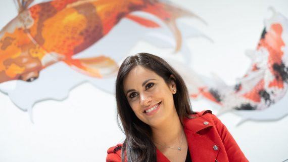 Vidina Espino (Cs), vetada por la tele canaria, sí estará mañana en el debate de TVE
