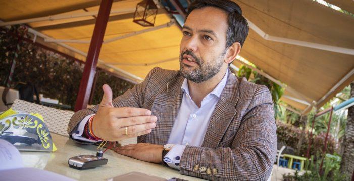 """Lope Afonso: """"No tengo inconveniente en repetir el pacto con CC"""""""
