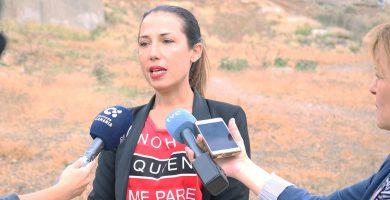 Patricia Hernández dice que creará los 3.000 aparcamientos que CC prometió y no cumplió