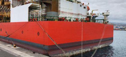 Tenerife Shipyards recupera un proyecto de la empresa Seadrill