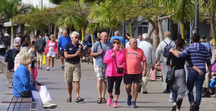 Canarias cerró 2019 con 13,1 millones de turistas extranjeros, un 4,4% menos
