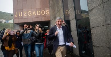 La jueza rechaza archivar el caso Grúas como había solicitado la defensa de Clavijo