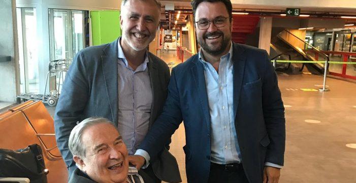 Coalición Canaria ya apoya en Madrid un acuerdo entre el PSOE y Podemos