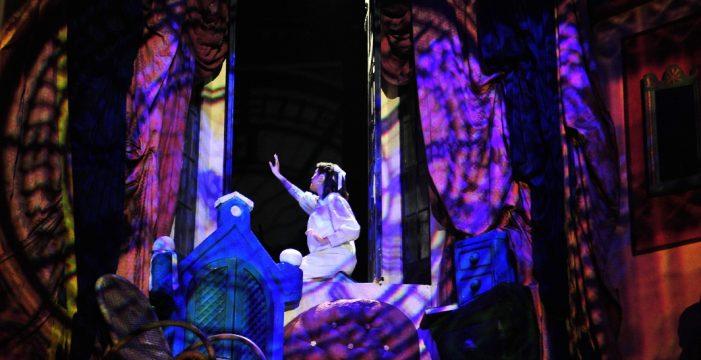 La gira mundial de 'Peter Pan, el musical' llegará en junio a Los Cristianos