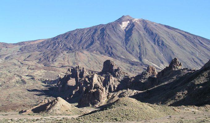 El Teide fue el primer volcán activo que visitó Humboldt. DA