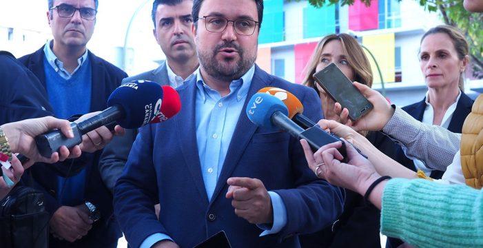 El PP canario mantiene su libertad de pactos sin líneas rojas, anuncia Antona