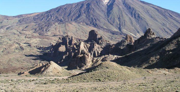 El Teide registra un repunte en su actividad, pero no hay  riesgo para la población