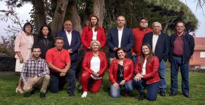 """El candidato socialista a la alcaldía de Breña Baja ofrece """"compromiso, trabajo, progreso y la búsqueda del bienestar de los vecinos"""""""