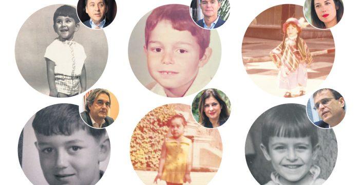 """""""¿Qué querías ser de niño?"""", los candidatos de Santa Cruz  de Tenerife responden"""