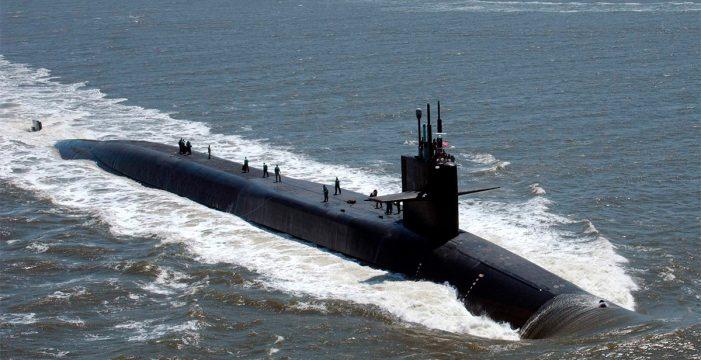 """Escándalo en el submarino USS Florida: los tripulantes hicieron una """"lista de violación"""""""