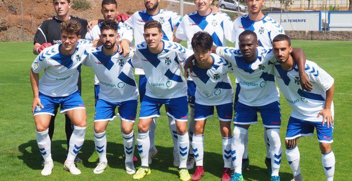 El Tenerife B empieza con el Linares y el Mensajero con el Alondras