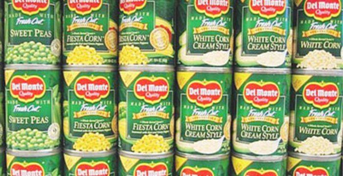 Quiebra Alimentos Del Monte por las deudas con sus acreedores internacionales
