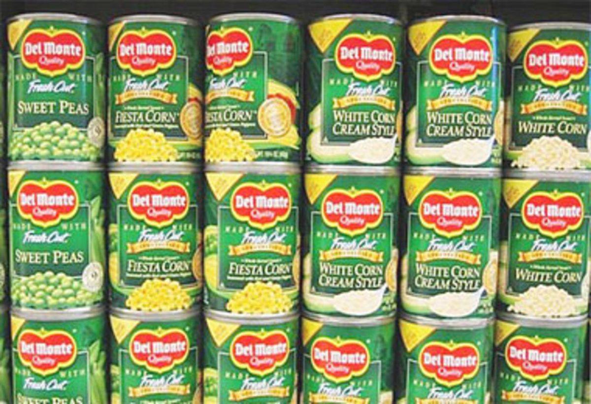 Alimentos Del Monte. El Nacional