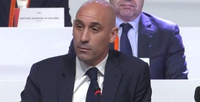 Rubiales, presidente de la RFEF, investigado por corrupción