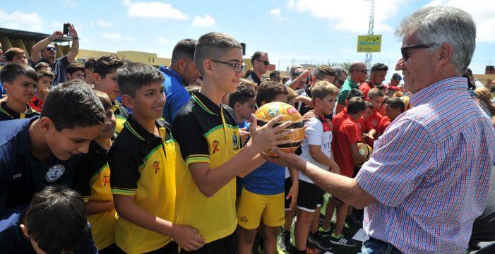 83 equipos de la Isla recibirán los Premios Balón de Oro en La Matanza