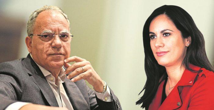 "Vidina Espino (Cs) ve ""imposible pactar con un imputado"" y Curbelo (ASG) niega el veto a Podemos"