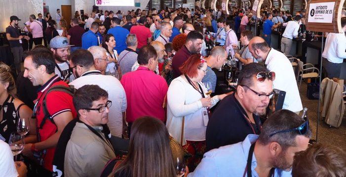 Más de 1.200 personas se citan en Vinófilos