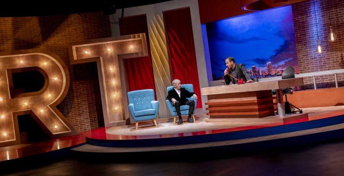 Kike San Francisco hace en un programa de la Televisión Canaria lo mismo que a Pablo Motos