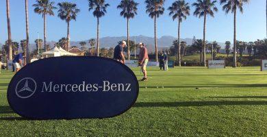 Abama Golf recibe el 7 de junio el Mercedes Trophy 2019
