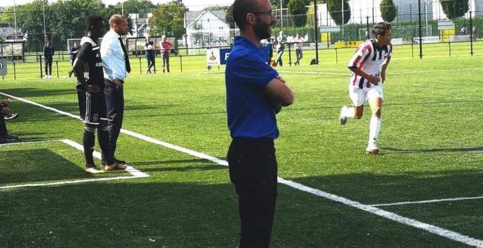Javier, el tinerfeño al que su pasión por el fútbol lo llevó a Tilburgo